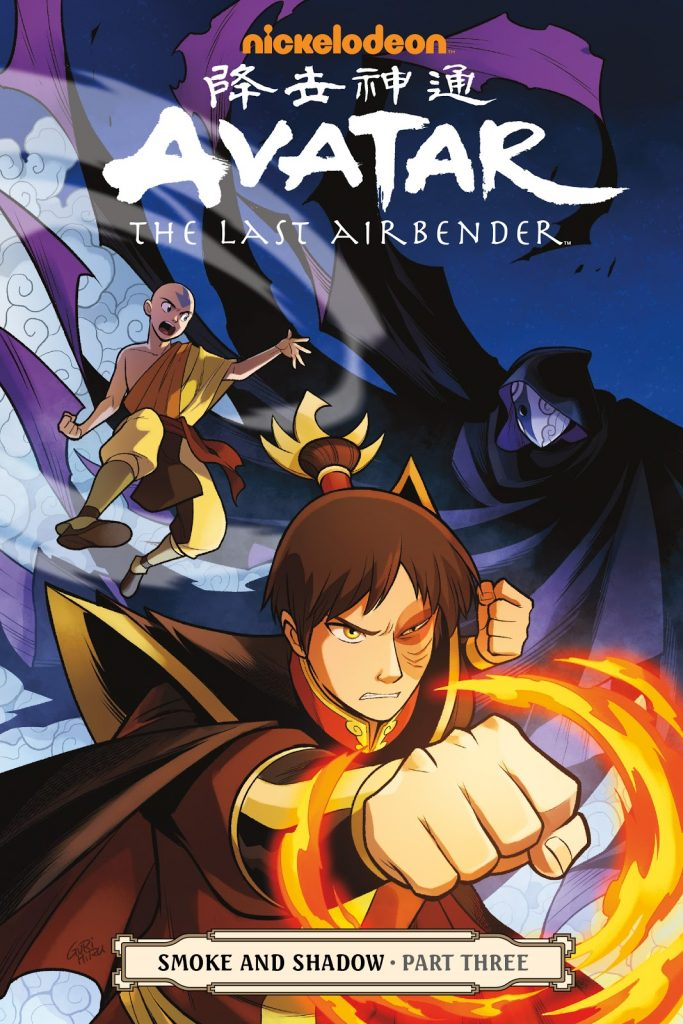 Avatar: The Last Airbender – Smoke and Shadow Part Three