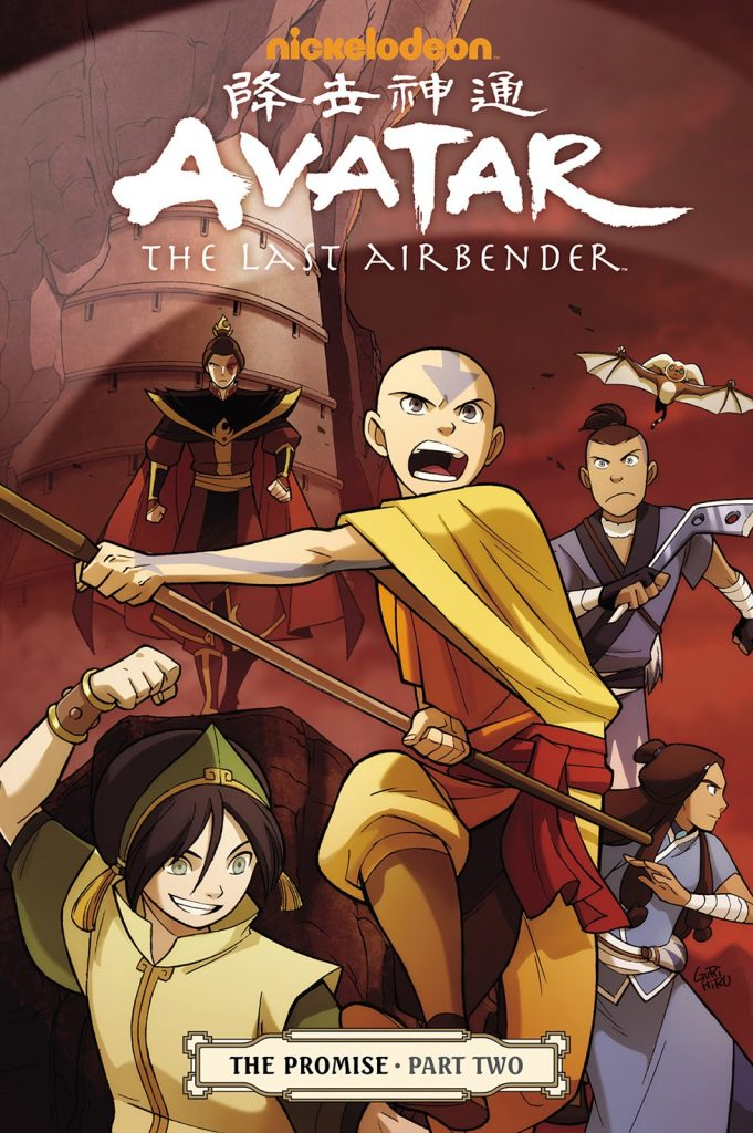 Avatar: The Last Airbender – The Promise Part Two