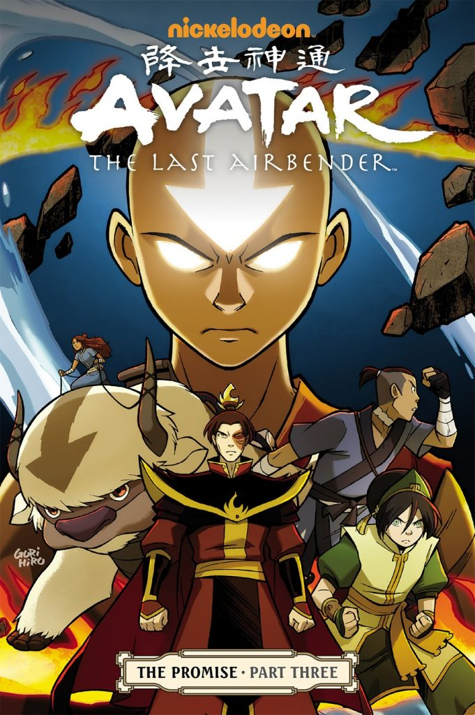 Avatar: The Last Airbender – The Promise Part Three
