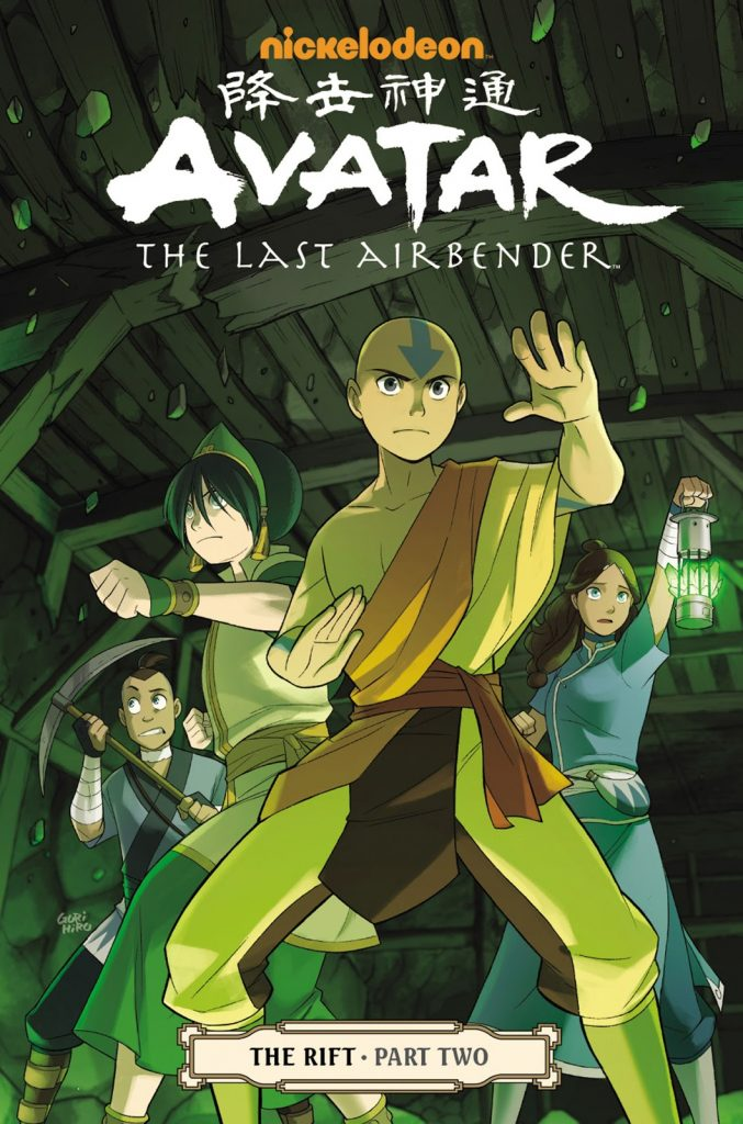 Avatar: The Last Airbender – The Rift Part Two