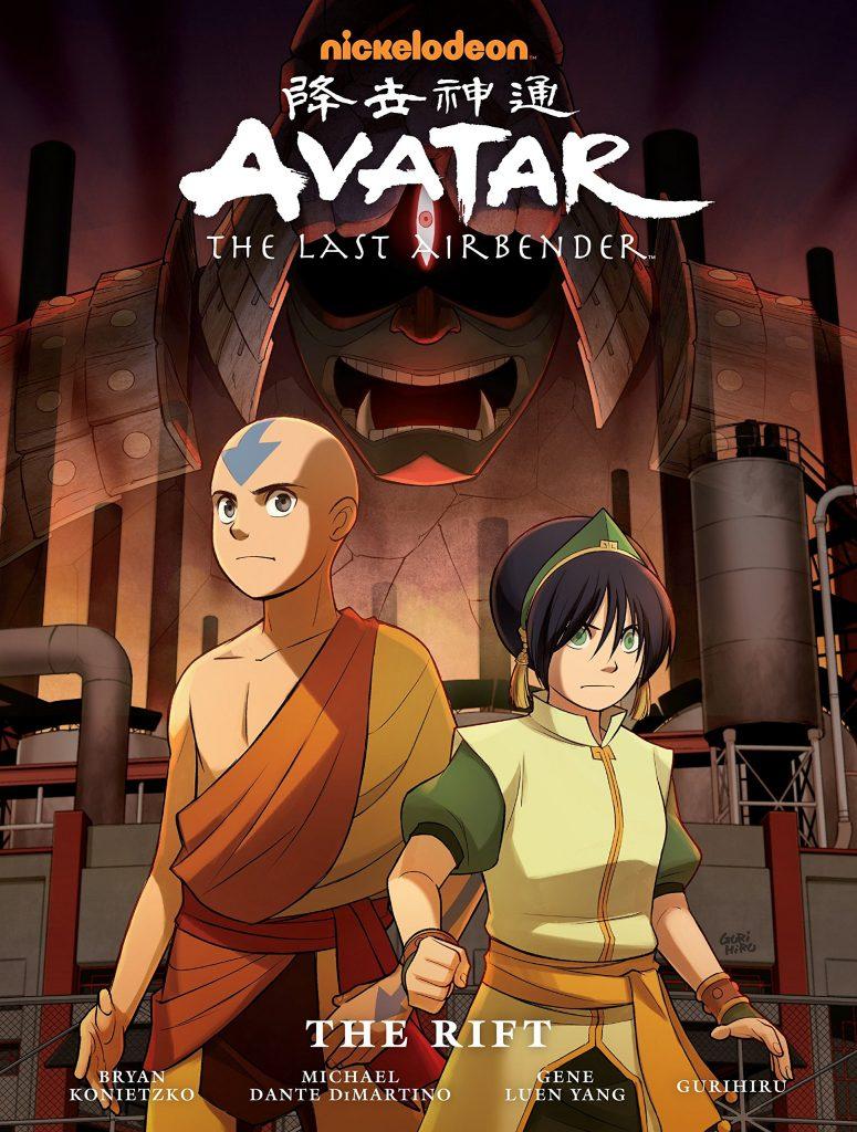 Avatar: The Last Airbender – The Rift