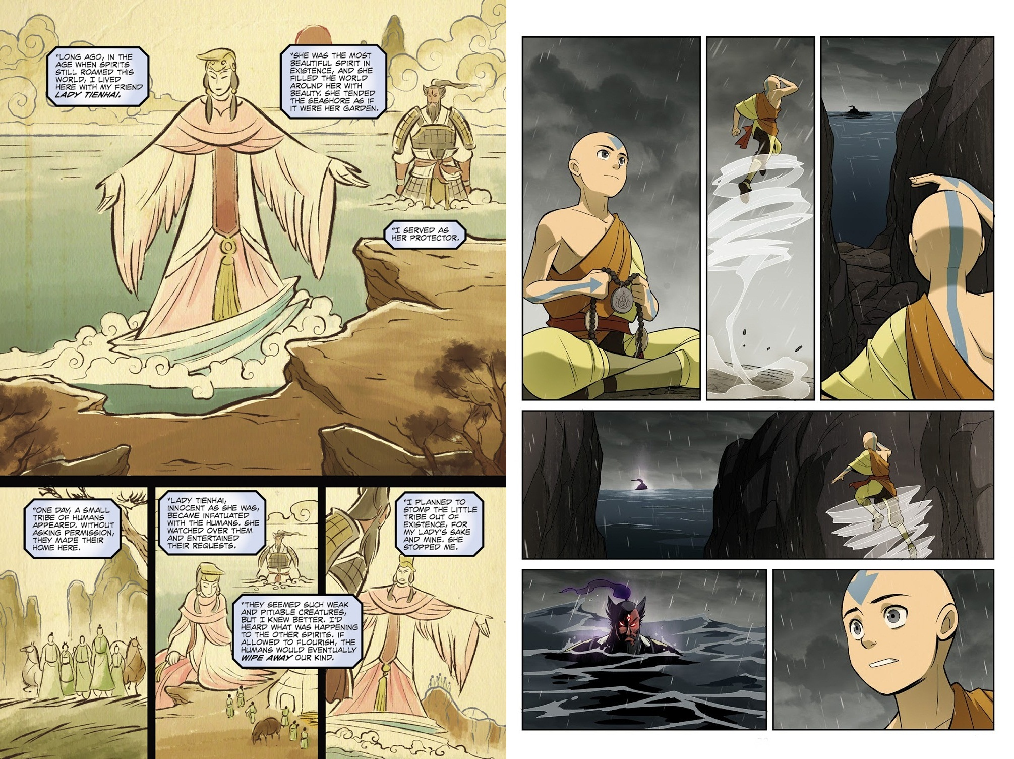Avatar The Last Airbender The Rift review