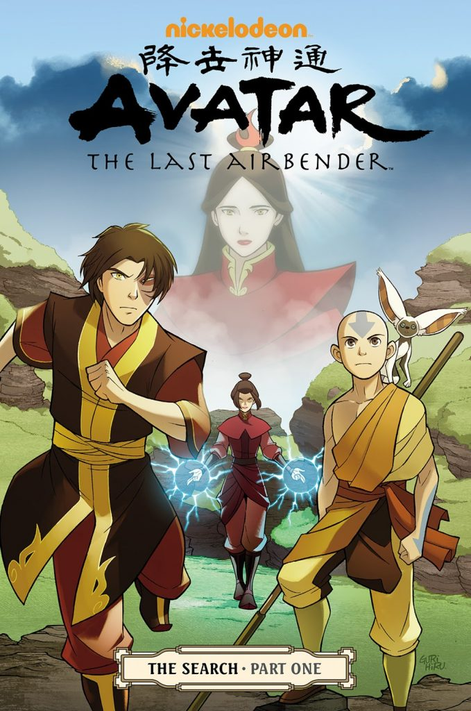 Avatar: The Last Airbender – The Search Part One
