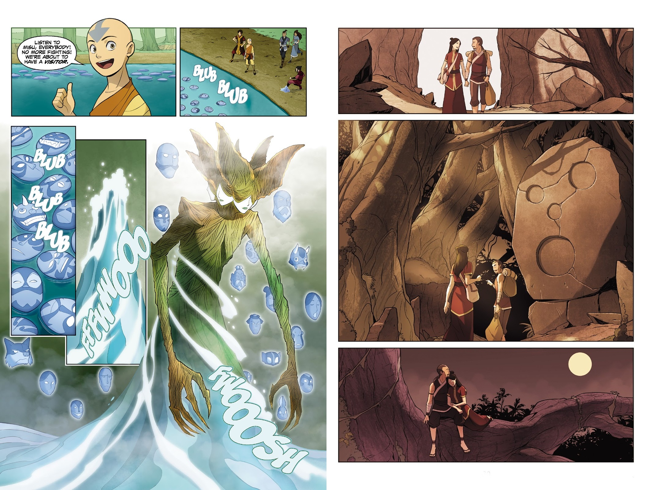 Avatar The Last Airbender The Search V3 review