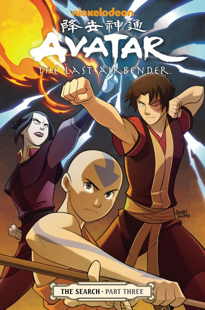 Avatar: The Last Airbender – The Search Part Three