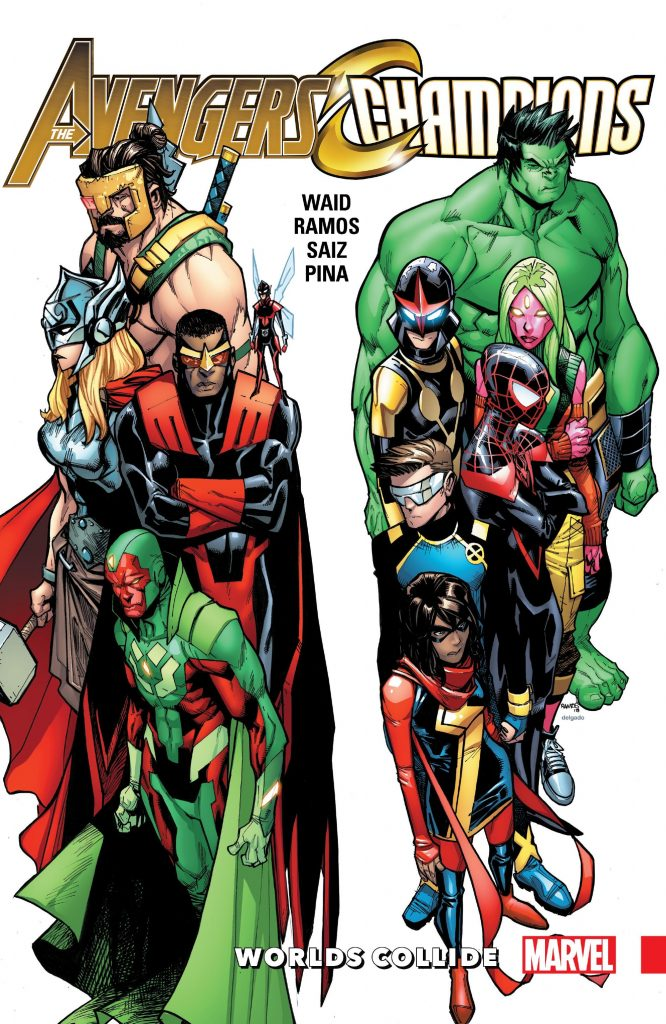 Avengers/Champions: Worlds Collide