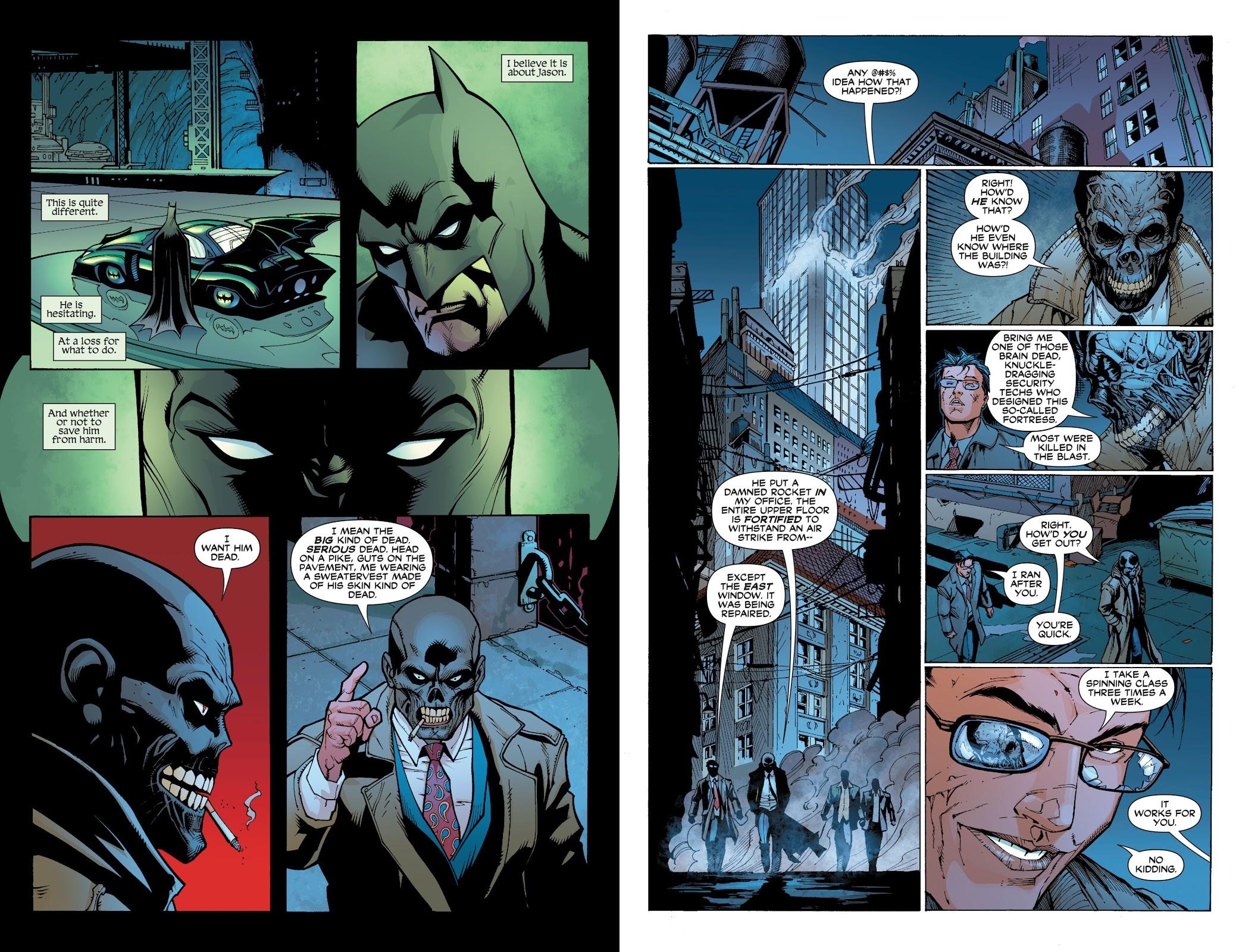 Batman Under the Hood review