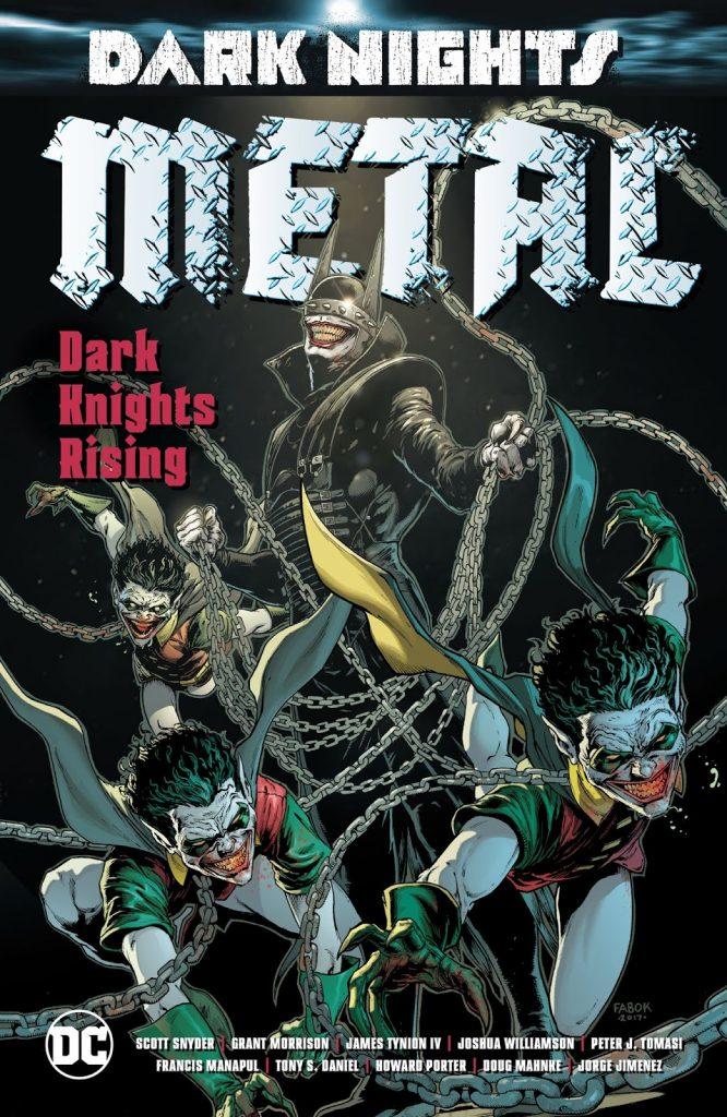 Dark Nights: Metal – Dark Knights Rising