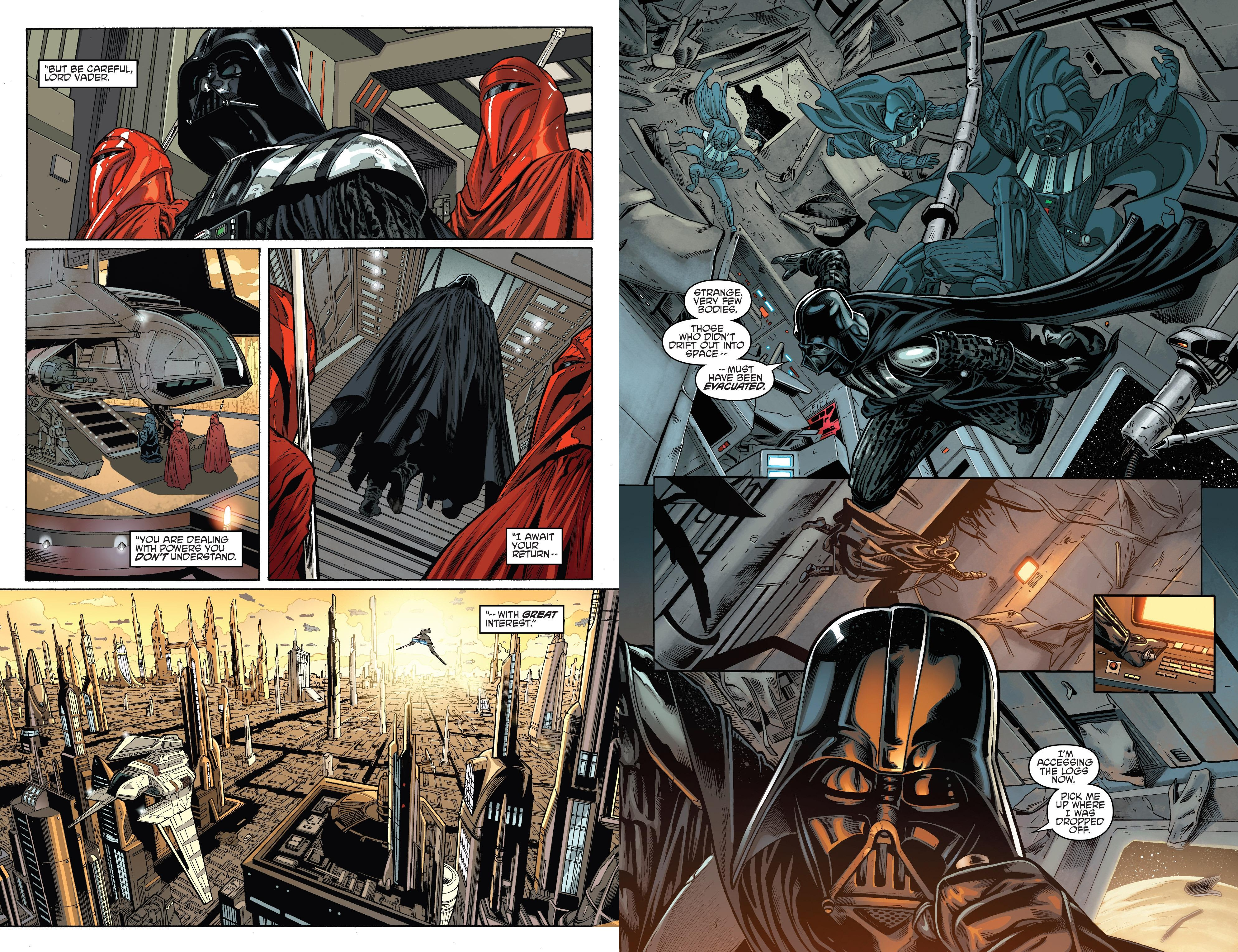Darth Vader and the Ninth Assassin review