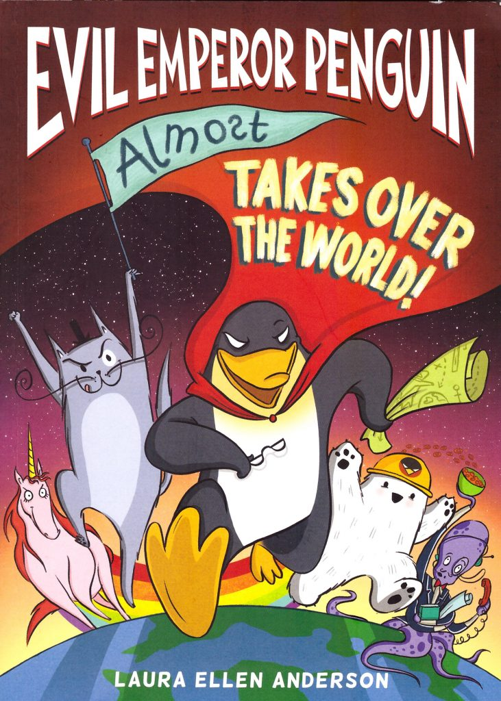 Evil Emperor Penguin Almost Takes Over the World