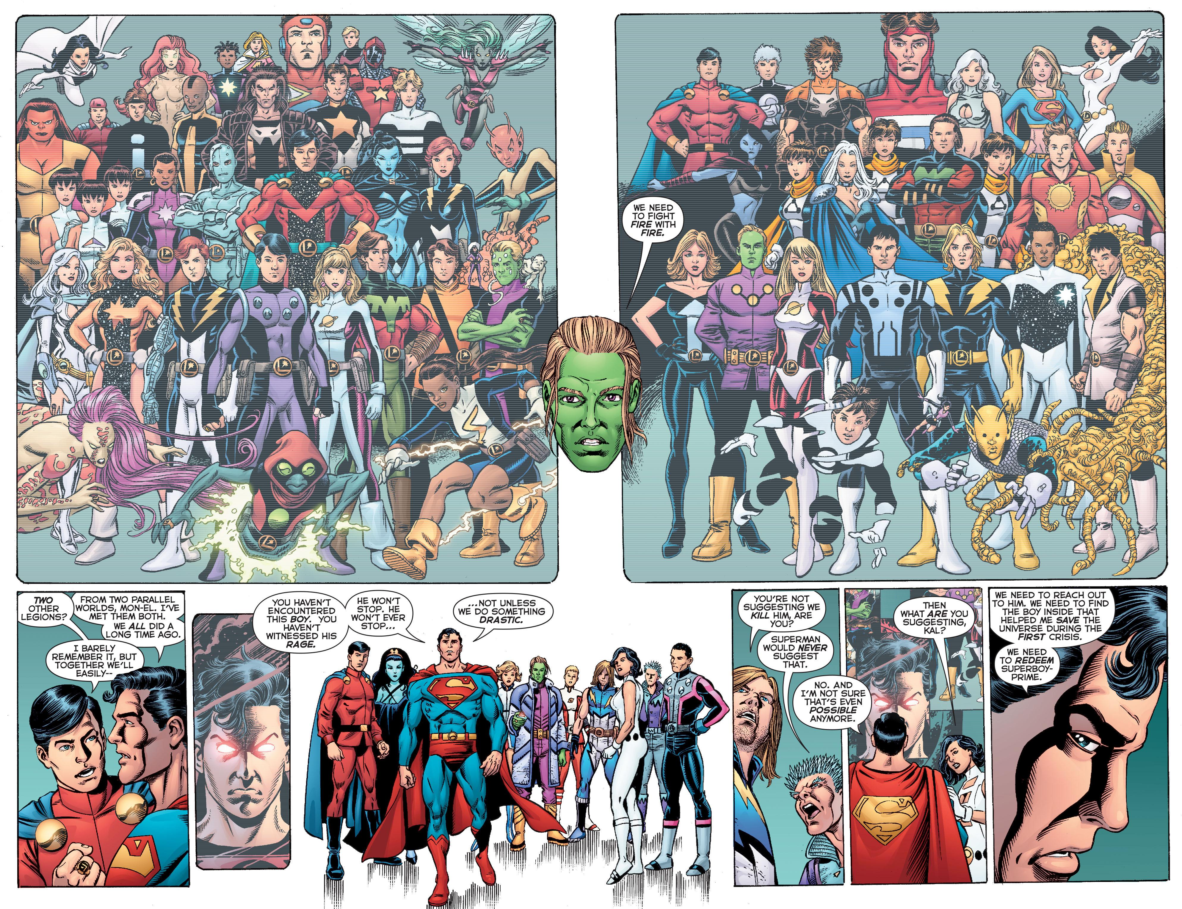 Final Crisis - Legion of Three Worlds review