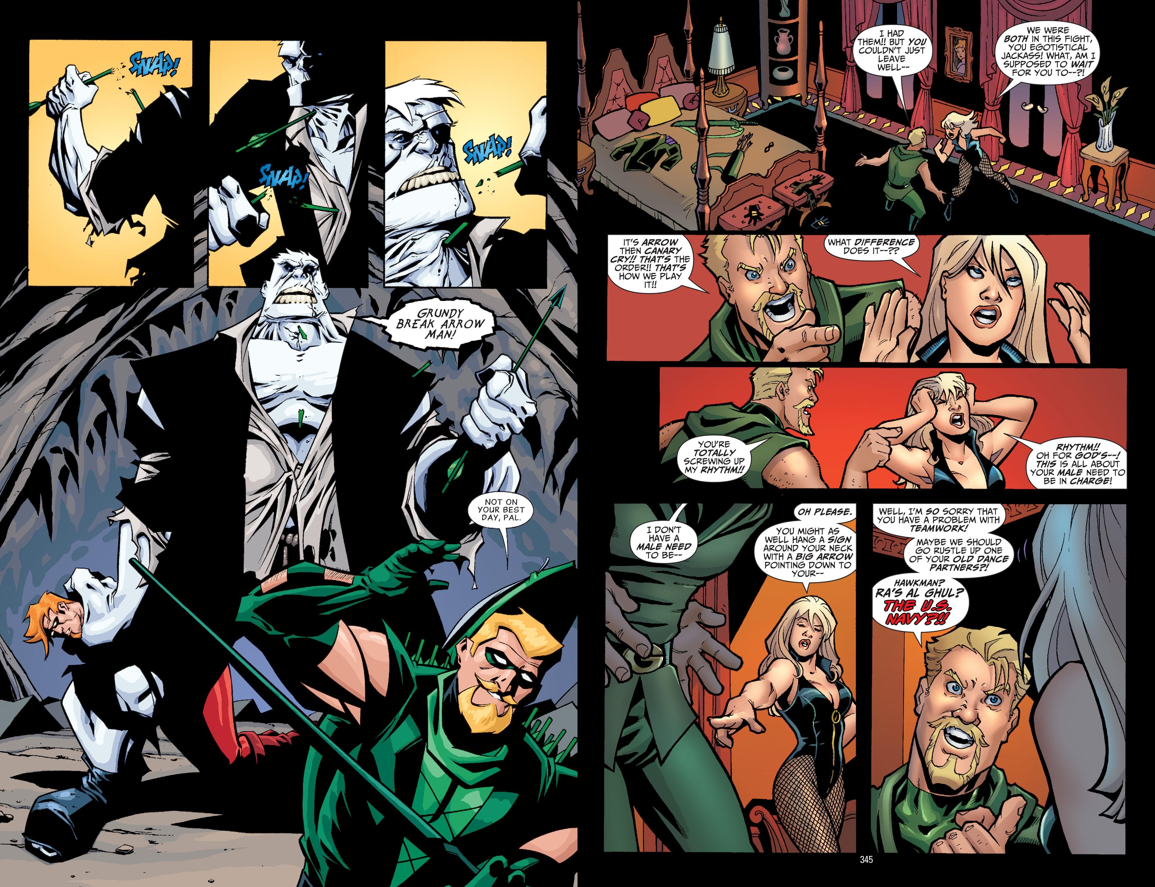 Green Arrow - A Celebration of 75 Years review