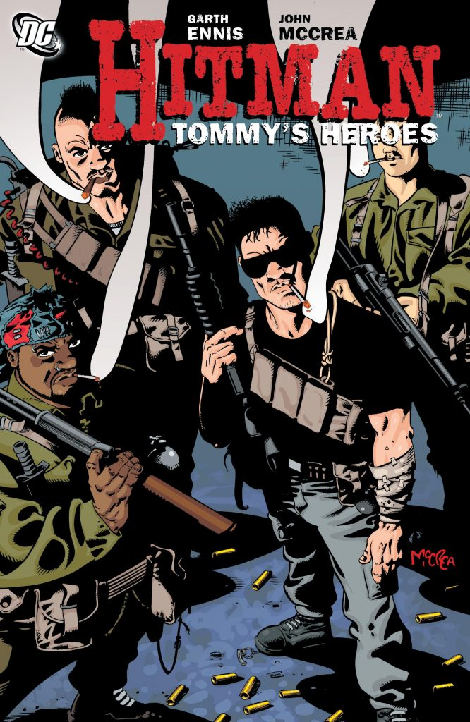 Hitman: Tommy's Heroes