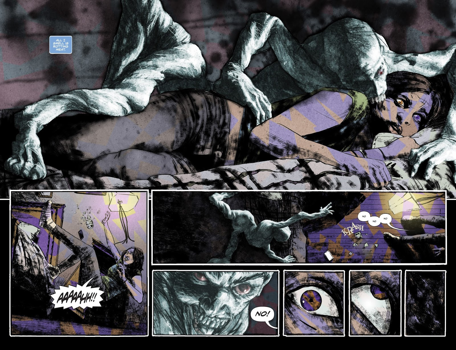 Infidel graphic novel review