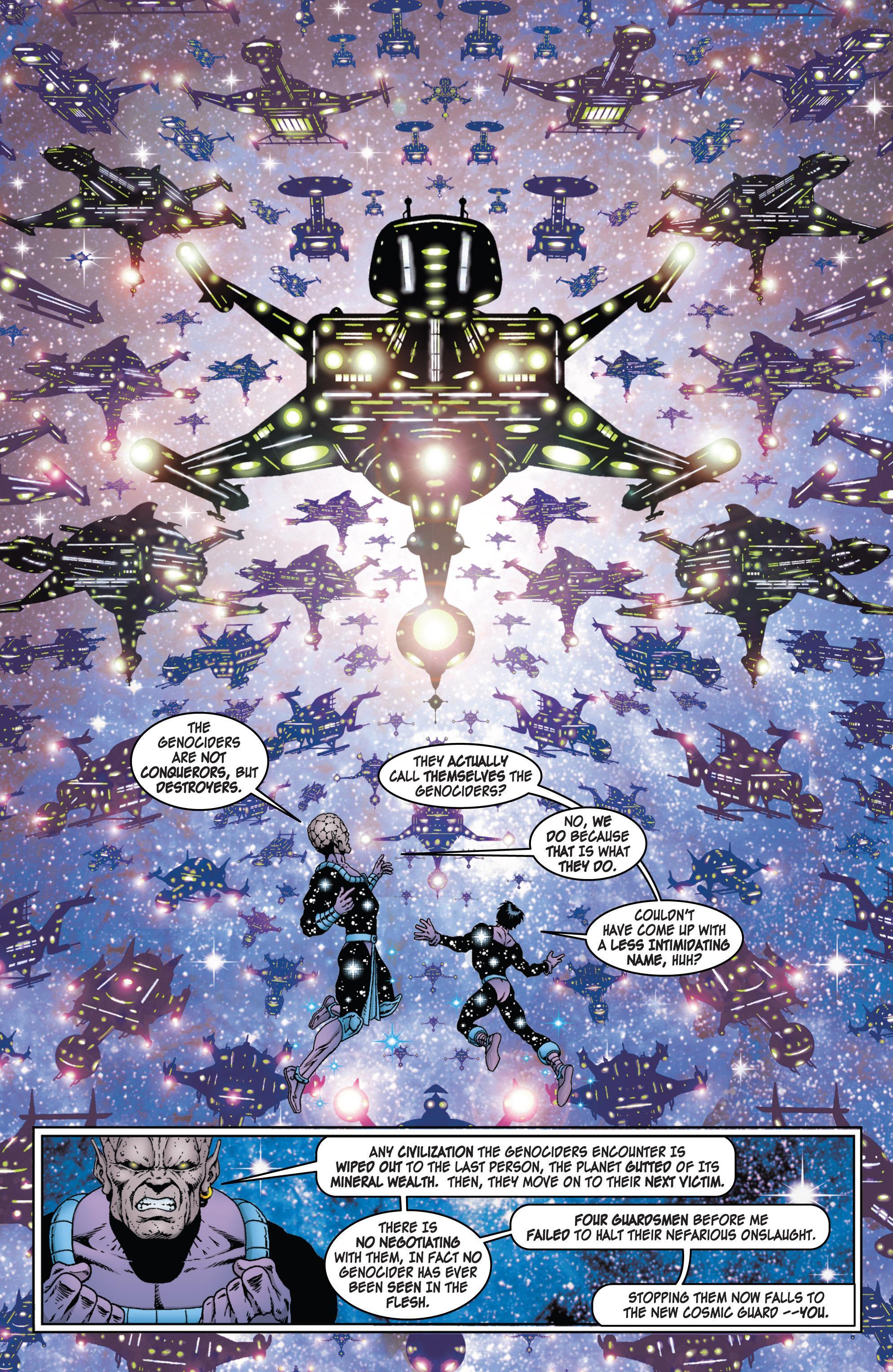 Kid Kosmos Cosmic Guard review