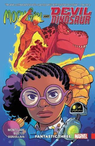 Moon Girl and Devil Dinosaur: Fantastic Three