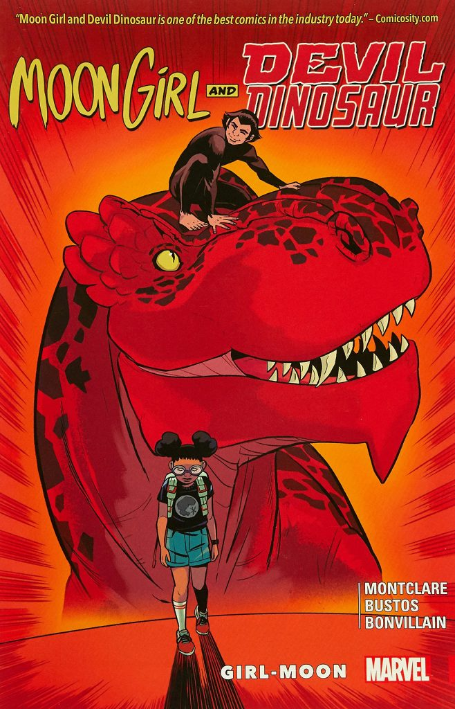 Moon Girl and Devil Dinosaur: Girl Moon