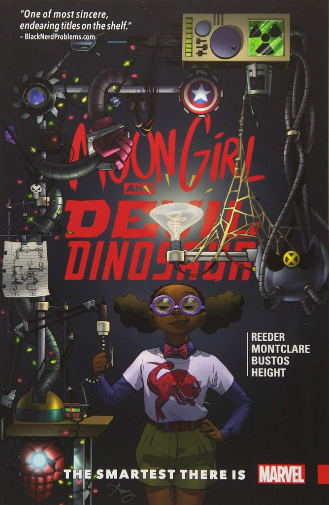 Moon Girl and Devil Dinosaur: The Smartest There Is