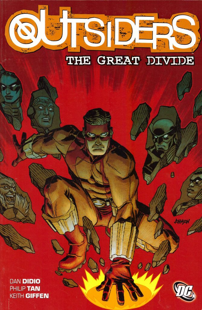 Outsiders: The Great Divide