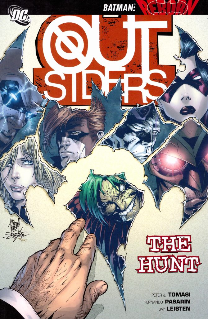 Outsiders: The Hunt