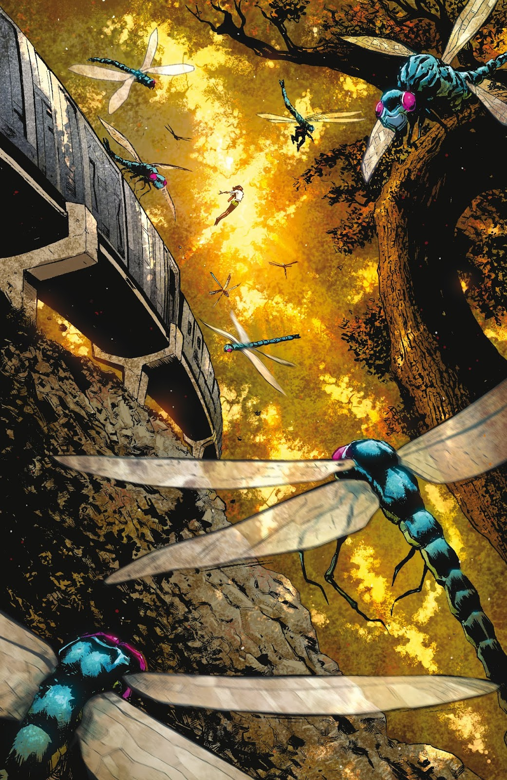 Skyward Here Therre Be Dragonflies review