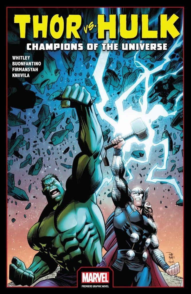 Thor vs. Hulk: Champions of the Universe