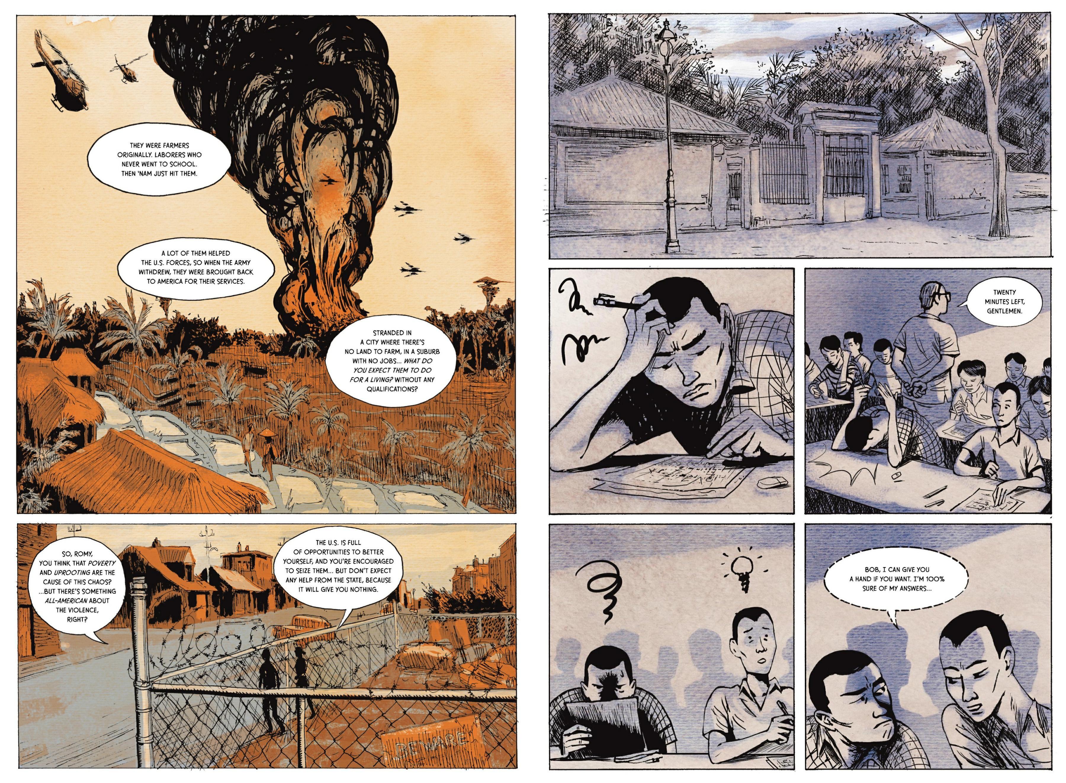 Vietnamese Memories - Little Saigon review