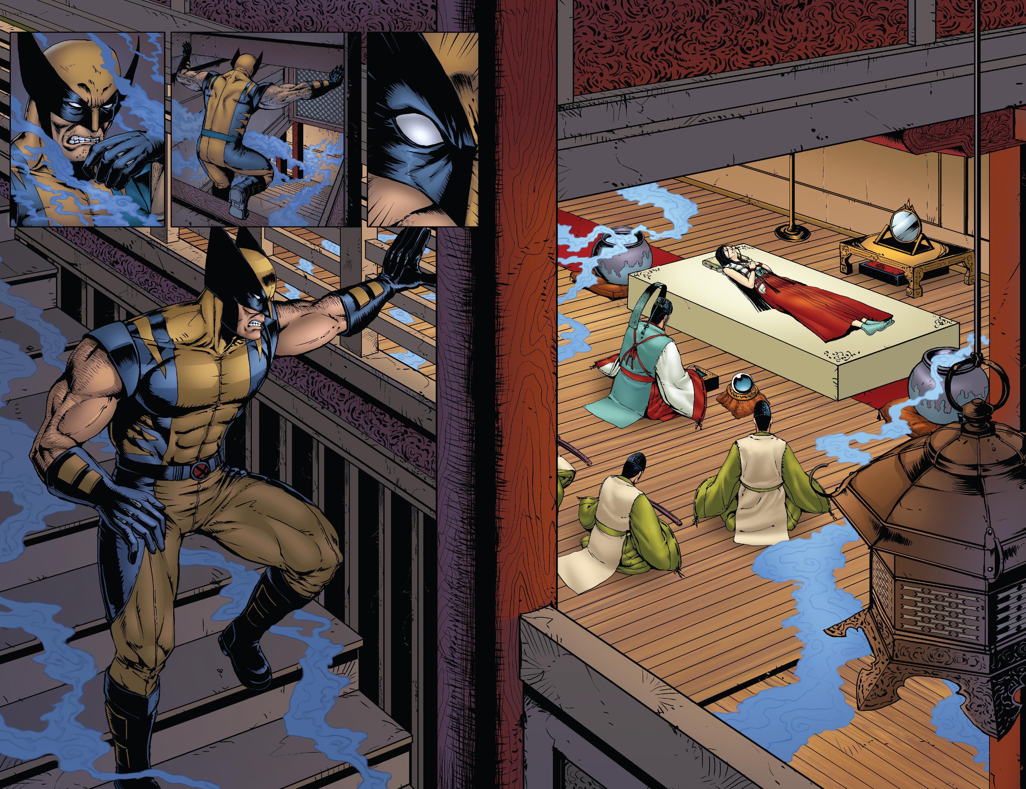 Wolverine Soultaker review