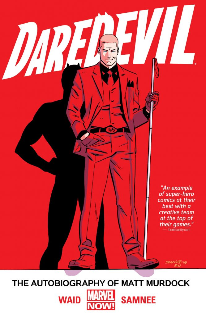 Daredevil: The Autobiography of Matt Murdock