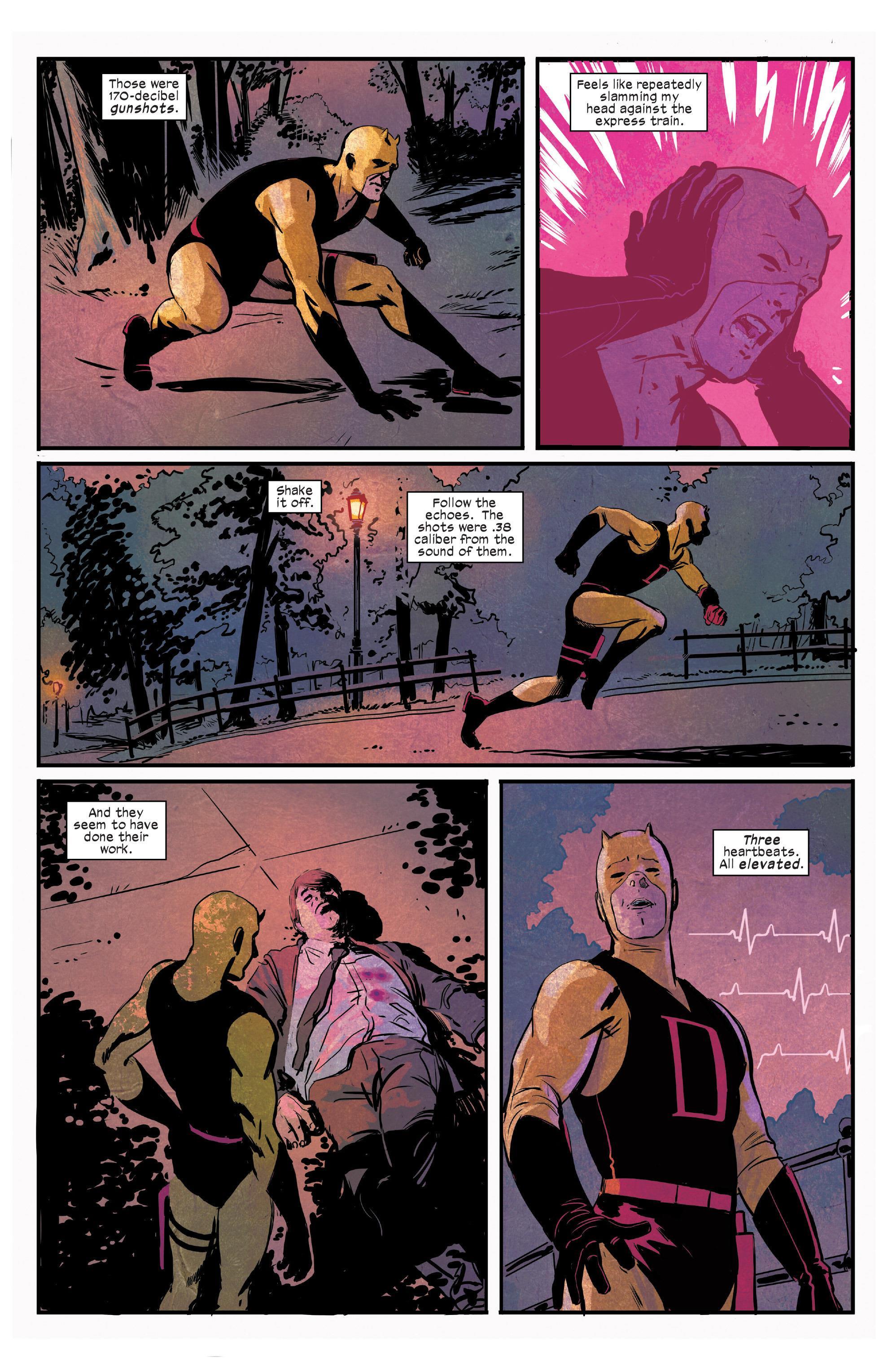 Daredevil - The Autobiography of Matt Murdock review