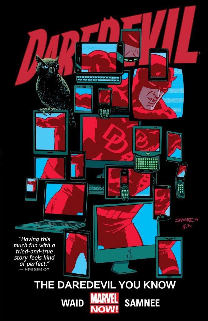 Daredevil: The Daredevil You Know
