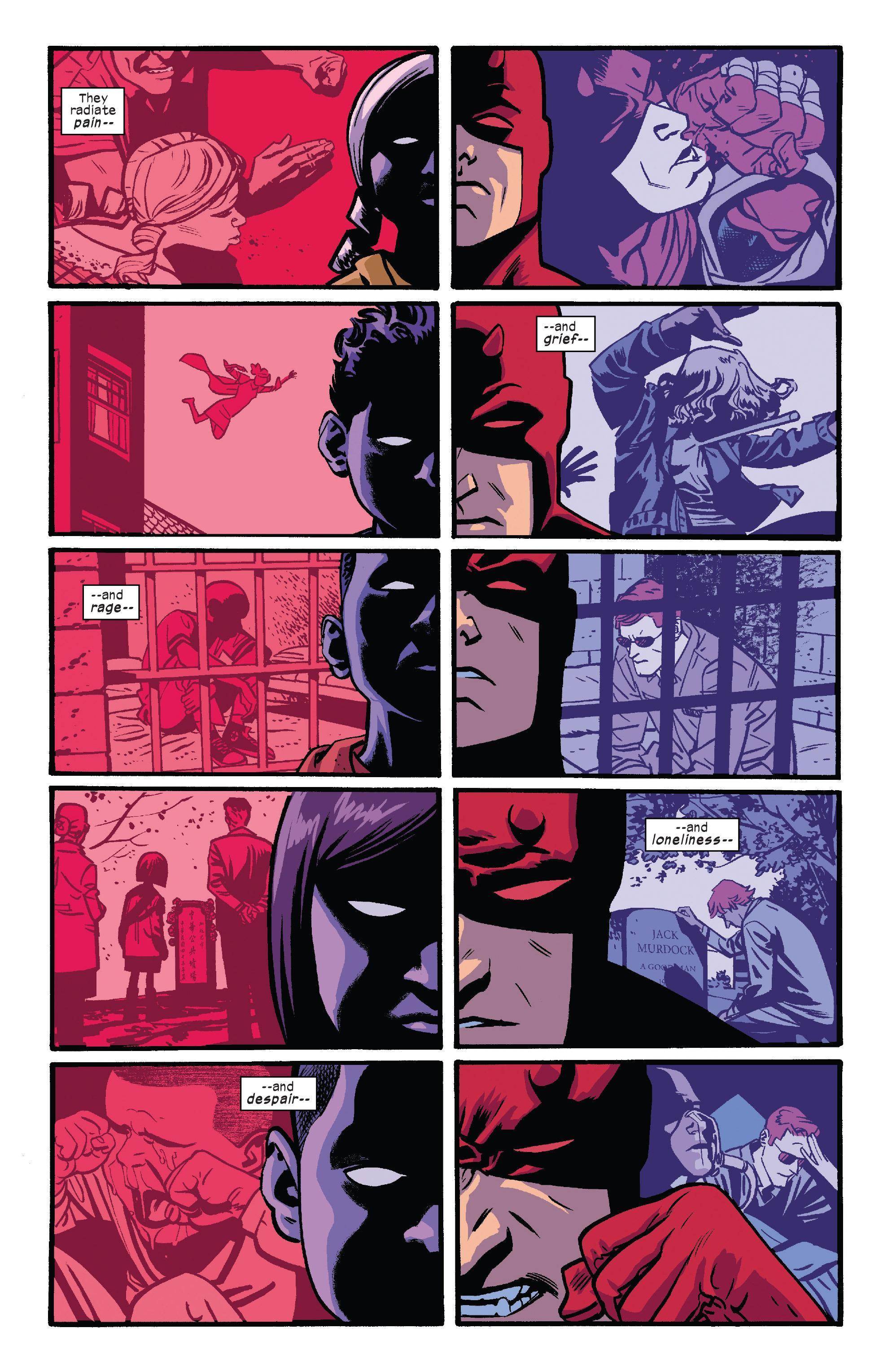 Daredevil by Mark Waid & Chris Samnee V4 review