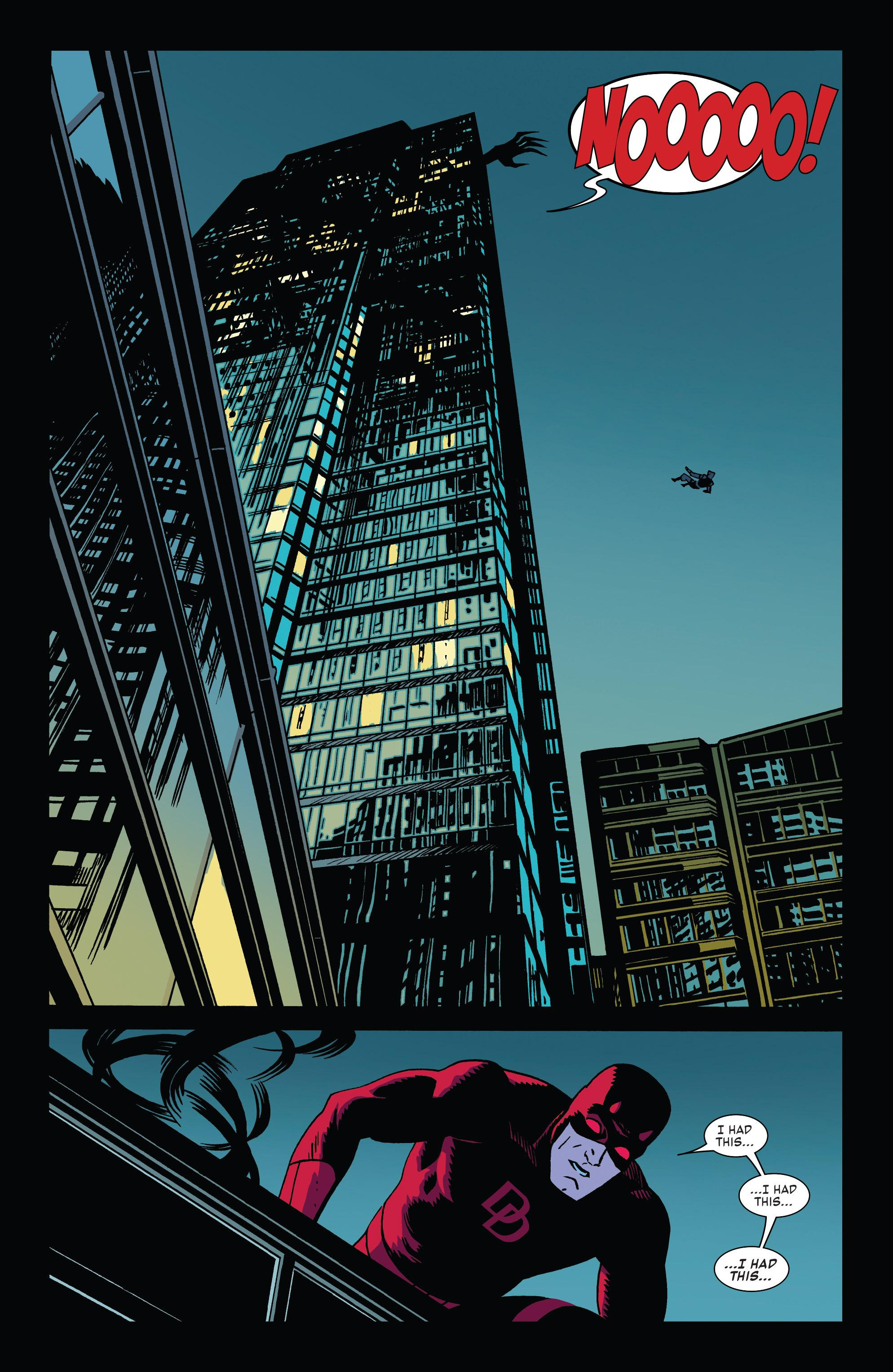 Daredevil by Waid and Samnee V5 review