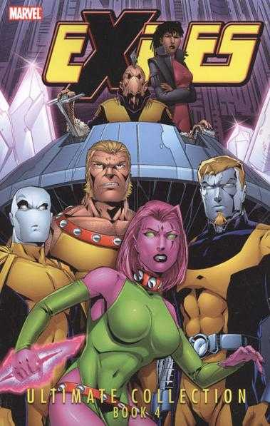 Exiles: Ultimate Collection Book 4