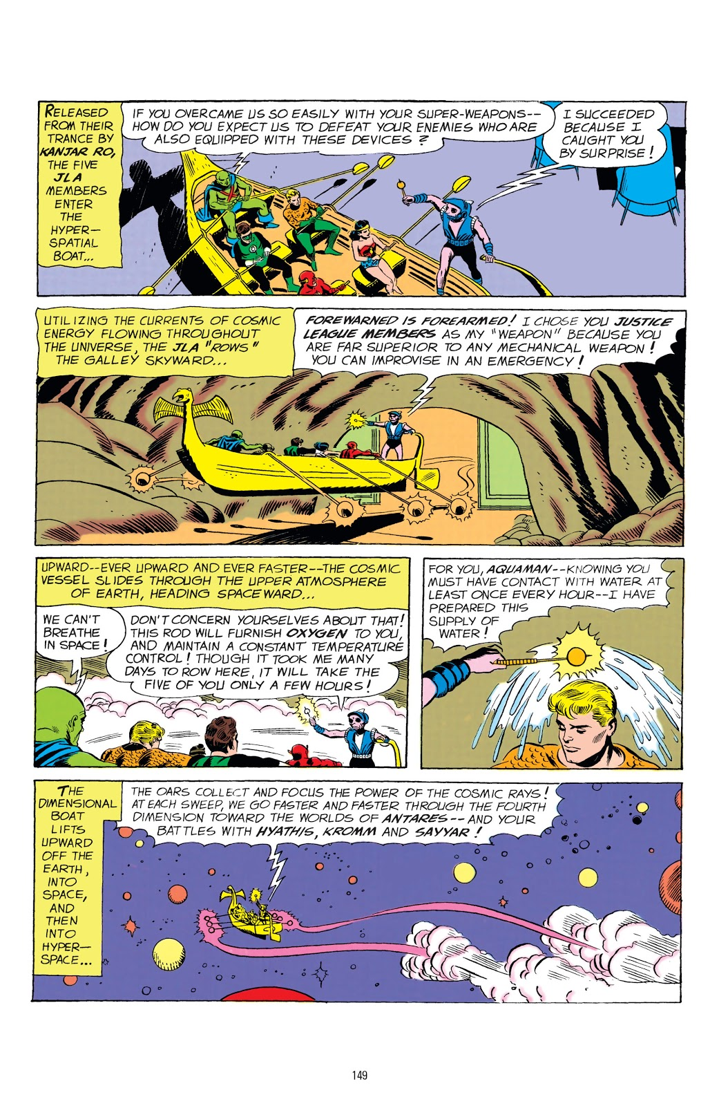 Justice League of America - The Silver Age Volume One review