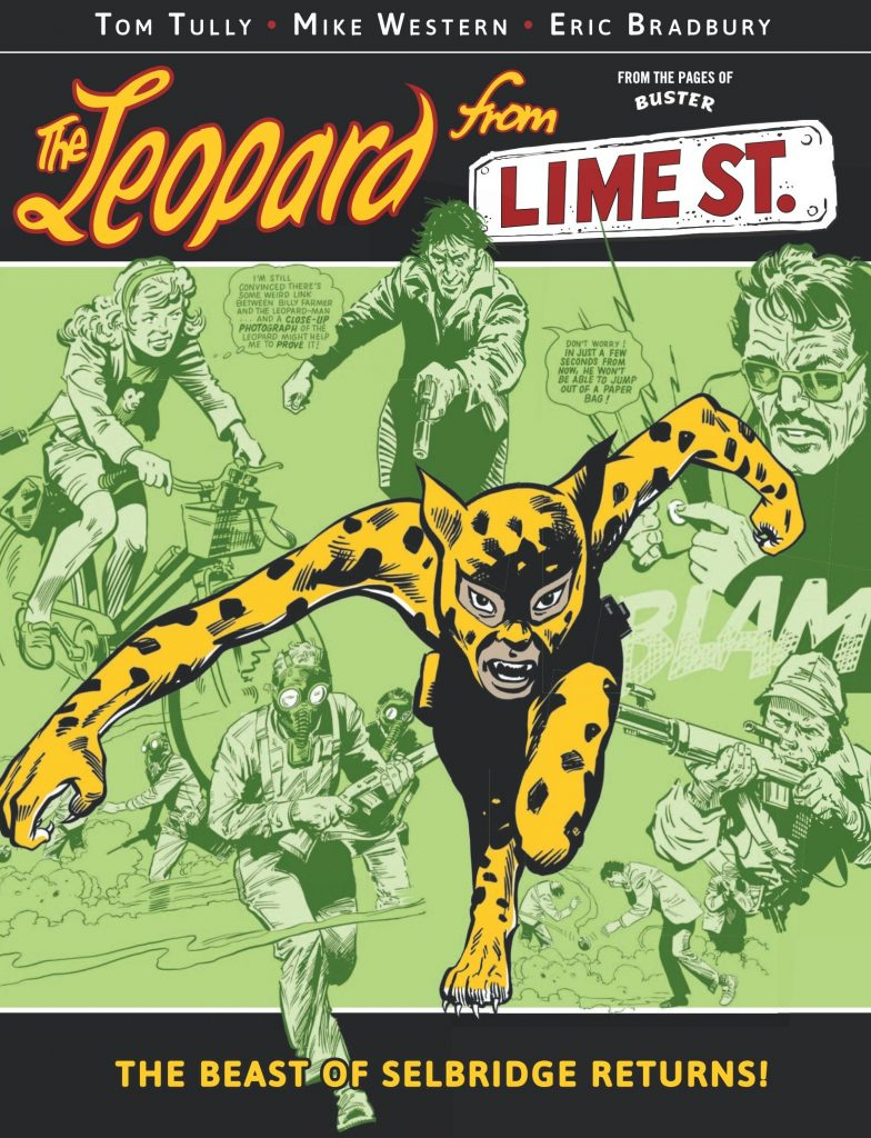 The Leopard From Lime Street Vol. 2