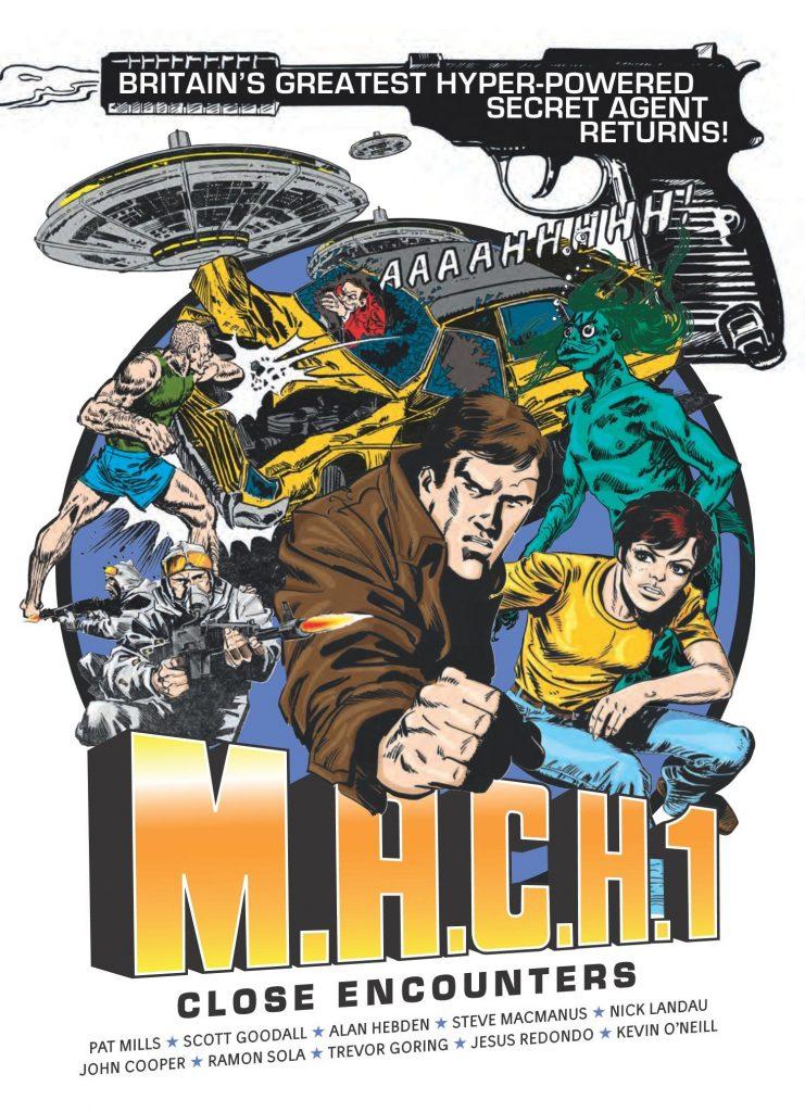M.A.C.H. 1: Close Encounters