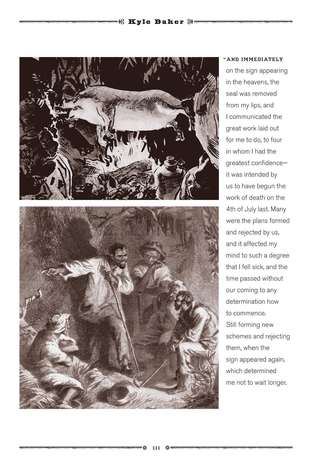 Nat Turner graphic novel review