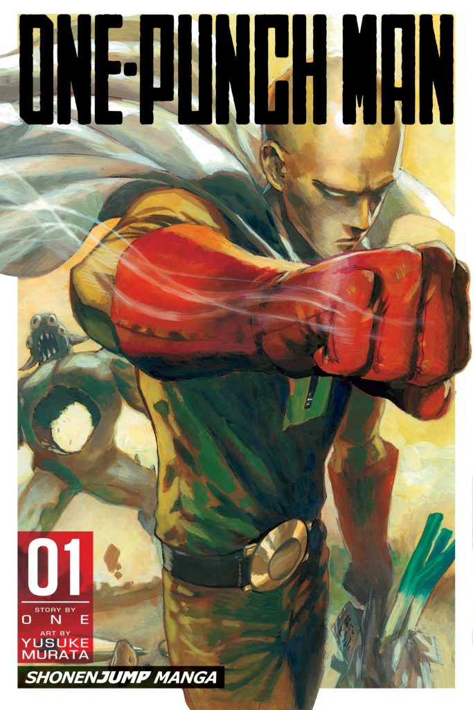 One-Punch Man 01: One Punch