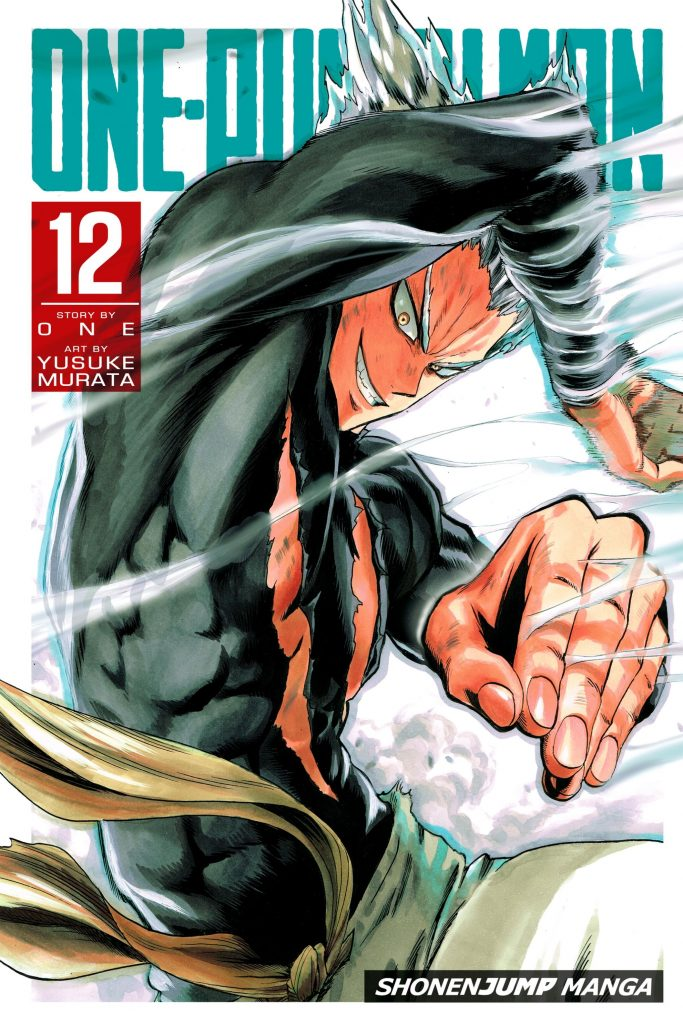 One-Punch Man 12: The Strong Ones