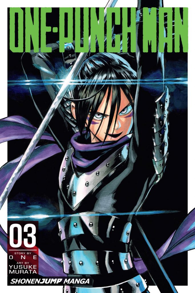 One-Punch Man 03: The Rumour