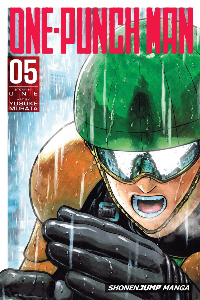 One-Punch Man 05: Shining in Tatters
