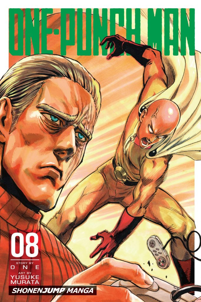 One-Punch Man 08: That Man