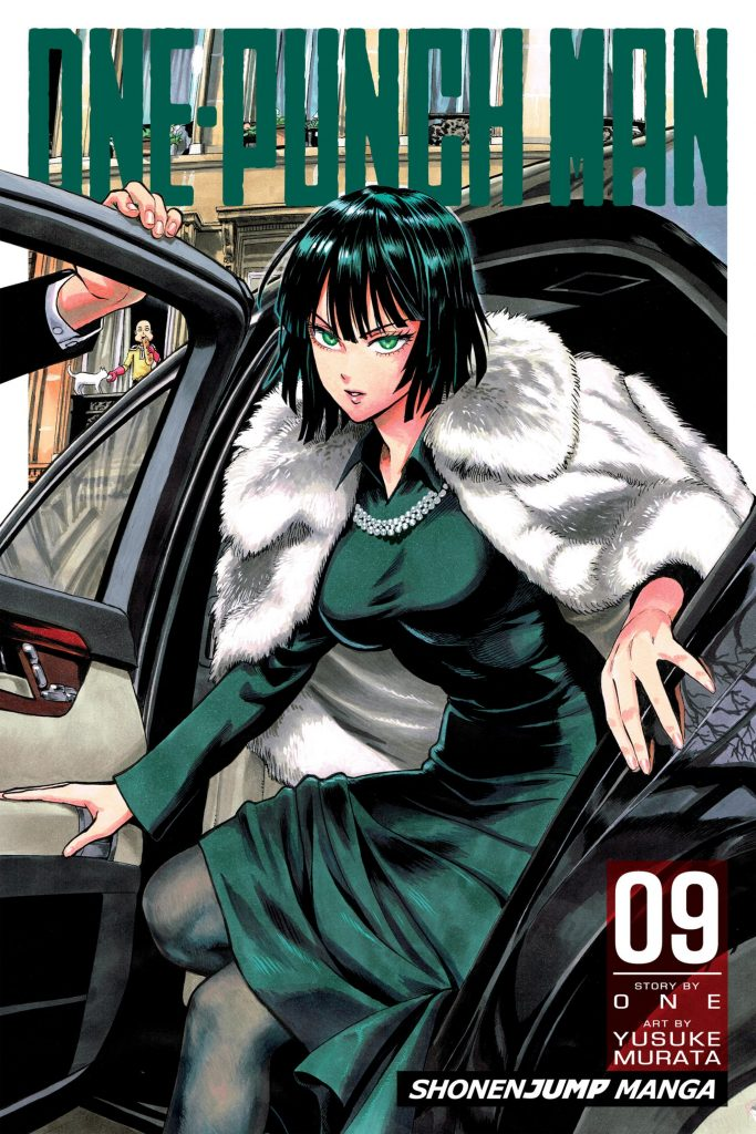 One-Punch Man 09: Don't Dis Heroes