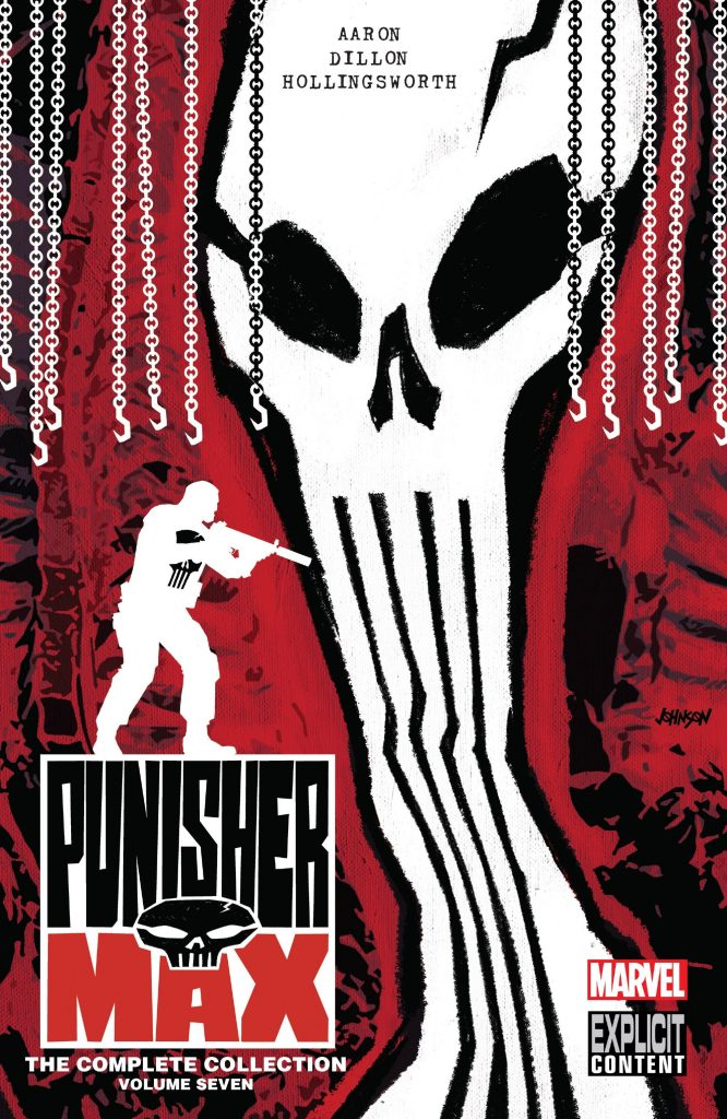 Punisher Max: The Complete Collection Volume Seven