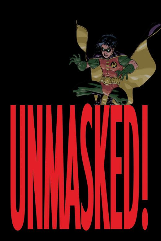 Robin Unmasked