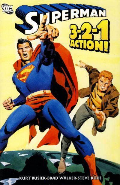 Superman 3-2-1 Action!