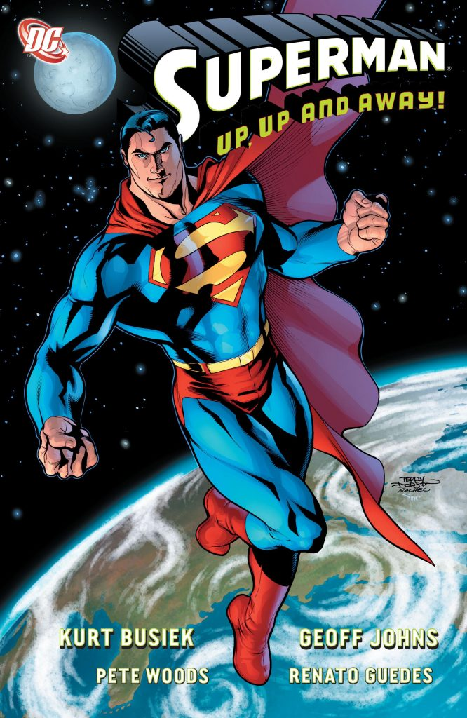 Superman: Up, Up and Away