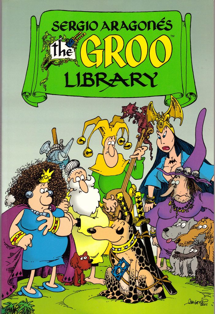 The Groo Library