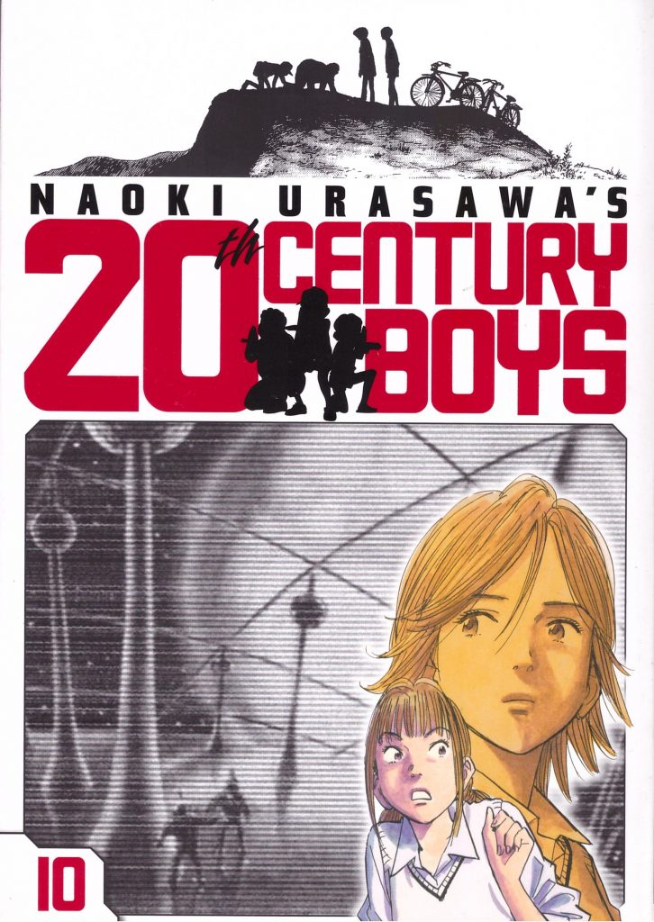 20th Century Boys 10: The Faceless Boy